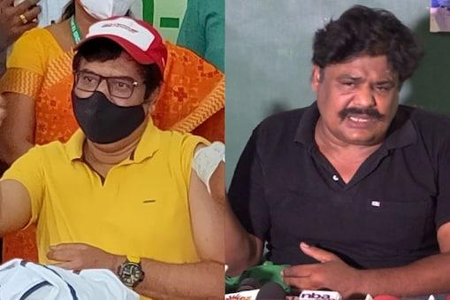 நடிகர் விவேக்   மன்சூர் அலிகான்