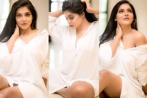 சன் டிவி சீரியல் நடிகை ரேஷ்மாவின் கிளாமரஸ் போட்டோஸ்!
