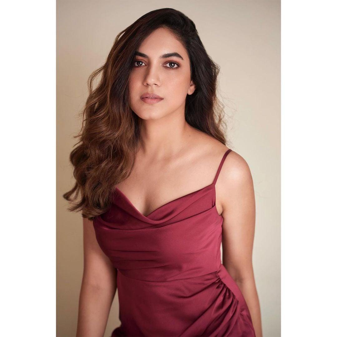 நடிகை ரித்து வர்மா (Image : Instagram @rituvarma)