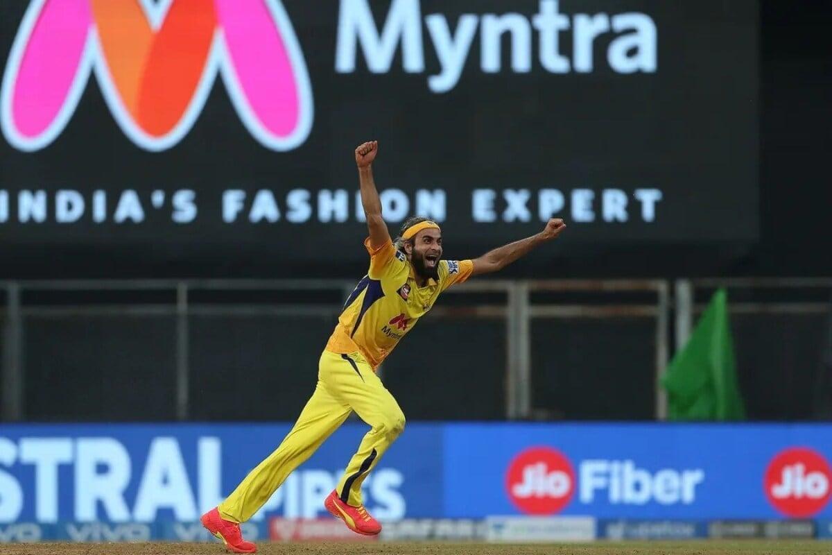 இம்ரான் தாஹீர் இந்த சீசனில் அதிக போட்டிகளில் விளையாடவிட்டாலும் பங்கேற்ற போட்டியில் 2 விக்கெட்களை வீழ்த்தினார்.