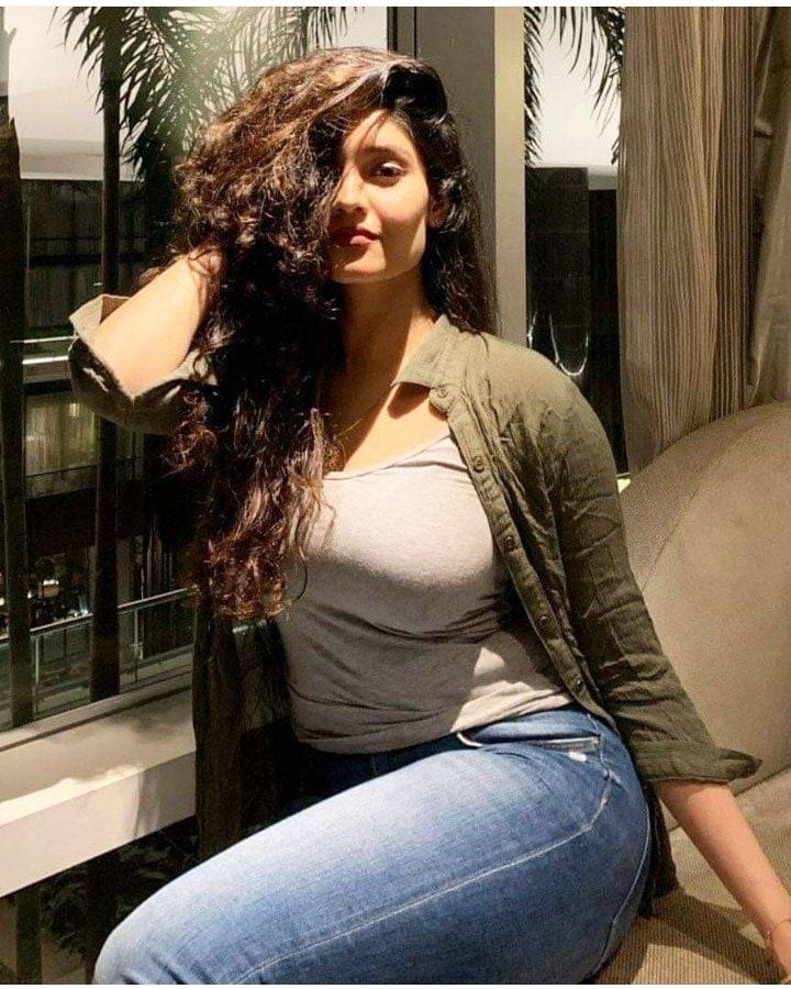 நடிகை ரித்திகா சிங் ( Image : Instagram @ritika_offl)