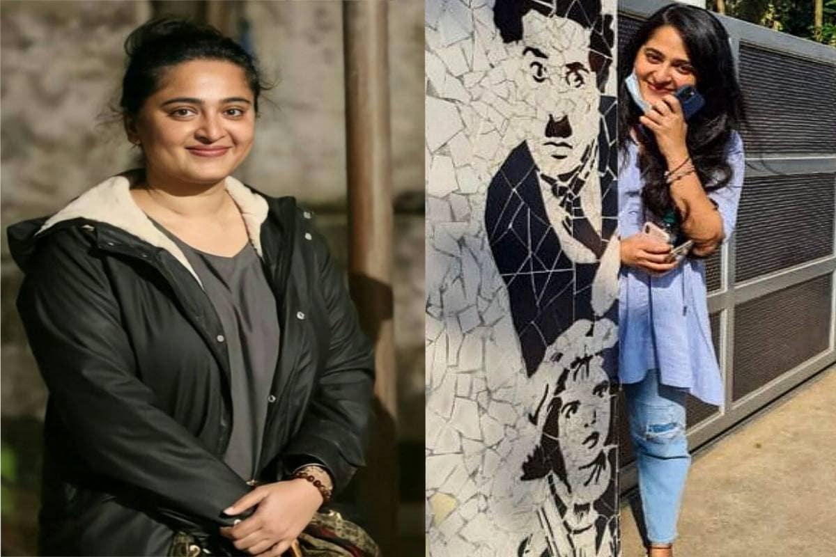 நடிகை அனுஷ்கா ஷெட்டி