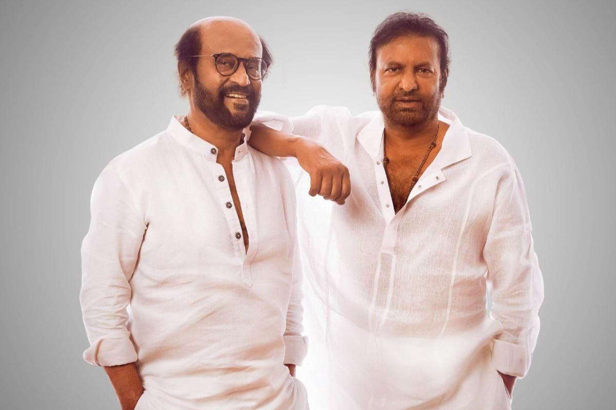 ரஜினிகாந்த் - மோகன் பாபு
