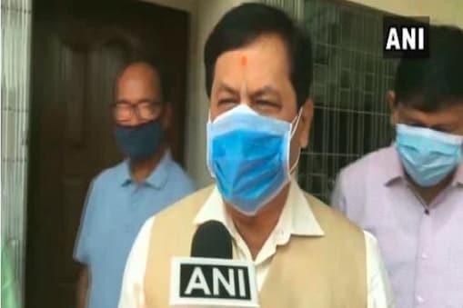 Assam Election Result | அசாமில் மீண்டும் பாஜக ஆட்சி: மகிழ்ச்சியின் உச்சத்தில் முதல்வர் சோனோவால்