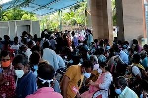 தமிழகத்தில் 3 மாவட்டங்களில் திடீரென அதிகரிக்கும் கொரோனா தொற்று