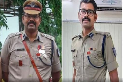 ஐபிஎஸ் அதிகாரி விவேக் ராஜ் சிங் குக்ரிலே.
