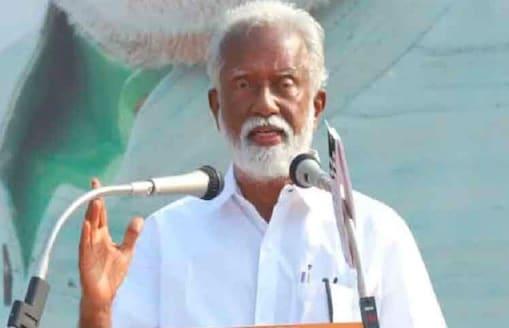 Kerala election results 2021 | பெட்ரோல் விலையை ரூ.60 ஆகக் குறைப்போம் என்று சொன்ன பாஜகவின் கும்மணம் ராஜசேகரன் முன்னிலை