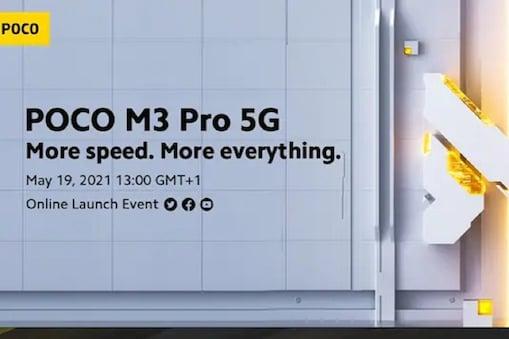 Poco M3 Pro 5ஜி