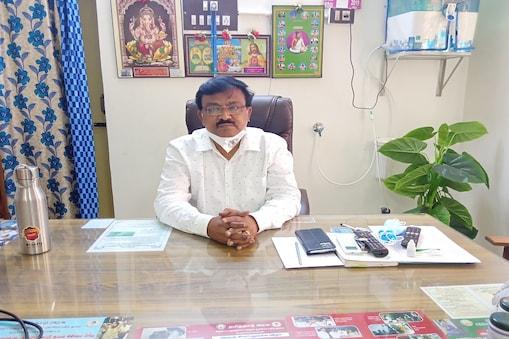 அரசு சித்த மருத்துவ அலுவலர் காமராஜ்