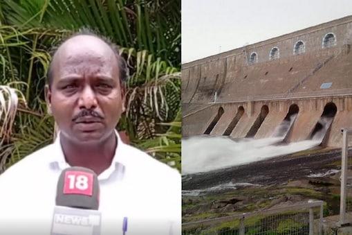 செந்தில் விவசாய தொழிலாளர் சங்கம் - மேட்டூர் அணை
