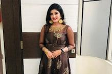பயத்தில் ஓடிய கண்ணான கண்ணே சீரியல் நடிகை நிமிஷிகா - வைரல் வீடியோ!