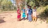 புதுக்கோட்டை: கஜா புயலால் இழந்த வீடு - மீள முடியாமல் திணறும் குடும்பம்