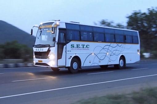 SETC bus