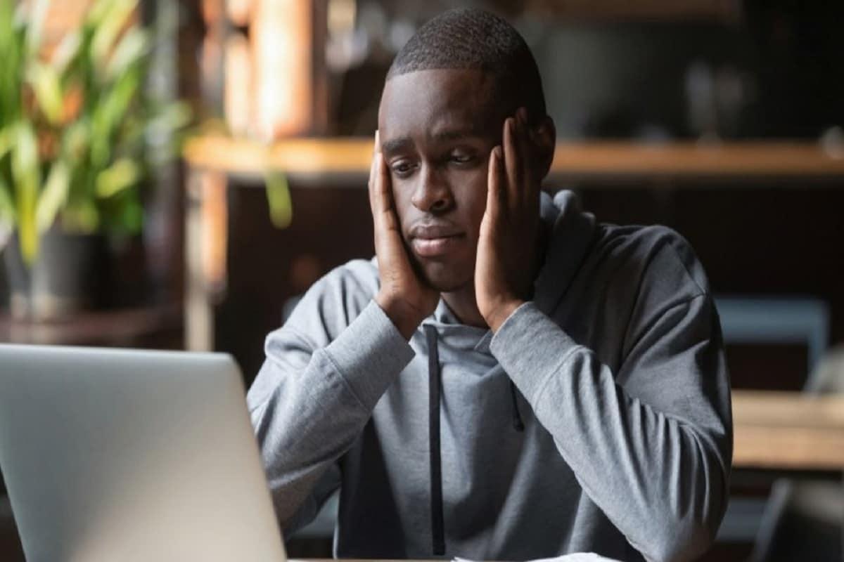 Stressed Teenagers