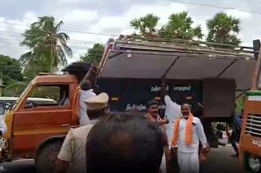 தஞ்சாவூர் பாஜக