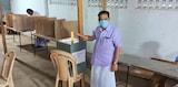 கம்பம் : விறுவிறுப்பாக நடைபெற்ற வாக்குப்பதிவு