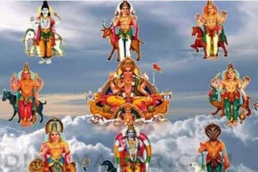 அஷ்டதிக் பாலகர்கள்