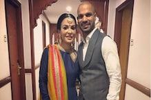 மனைவியை பிரிந்தார் ஷிகர் தவான் - ஆயிஷா முகர்ஜியின் எமோஷனல் பதிவு!