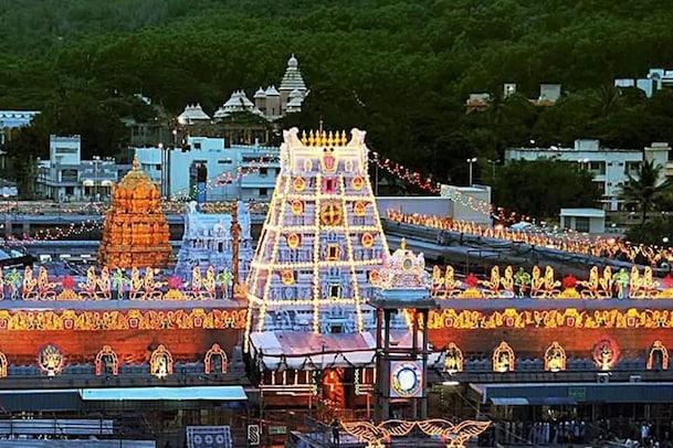 ஏழுமலையானை தரிசிக்க பக்தர்களுக்கு 8,000 இலவச தரிசன டோக்கன்கள்!