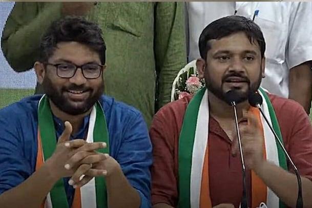 'இதற்காக தான் காங்கிரஸில் இணைந்தேன்': கண்ணையா குமார்!