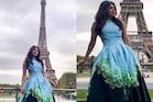 ஈஃபிள் டவர் முன் நடிகை ப்ரியங்கா சோப்ரா - வைரலாகும் புகைப்படம்