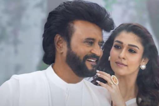 ரஜினி காந்த் - நயன்தாரா