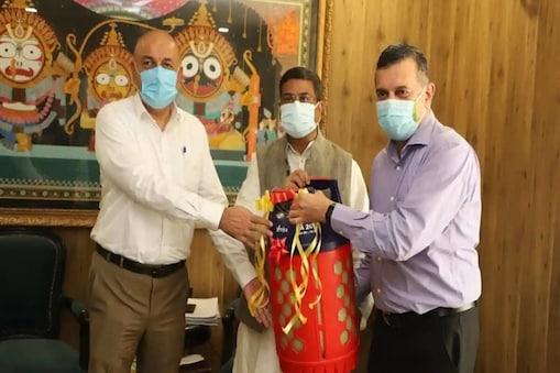 ஸ்மார்ட் LPG சிலிண்டர்