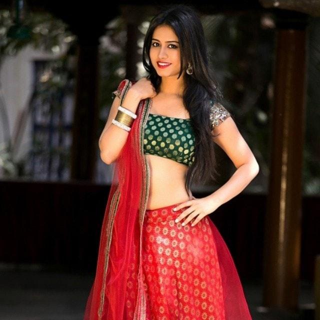 హాట్ ఫోటోలతో కుర్రాళ్ల మనసు దోచుకుంటున్న నబా నటేశ్ (instagram/nabhanatesh)