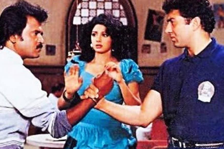 'చాల్బాజ్' మూవీలో సన్నిడియోల్తో స్క్రీన్ షేర్ చేసుకున్న తలైవా.