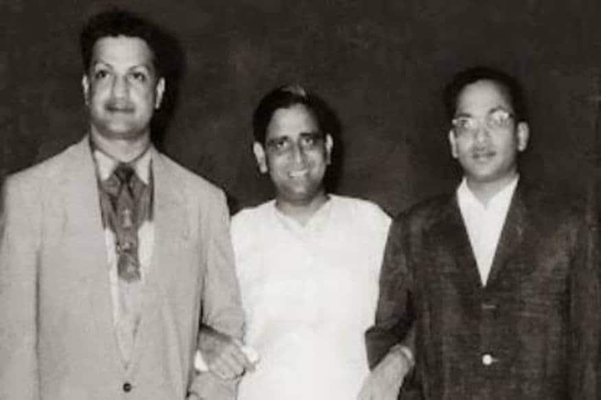 ఘంటసాలతో అక్కినేని, నందమూరి