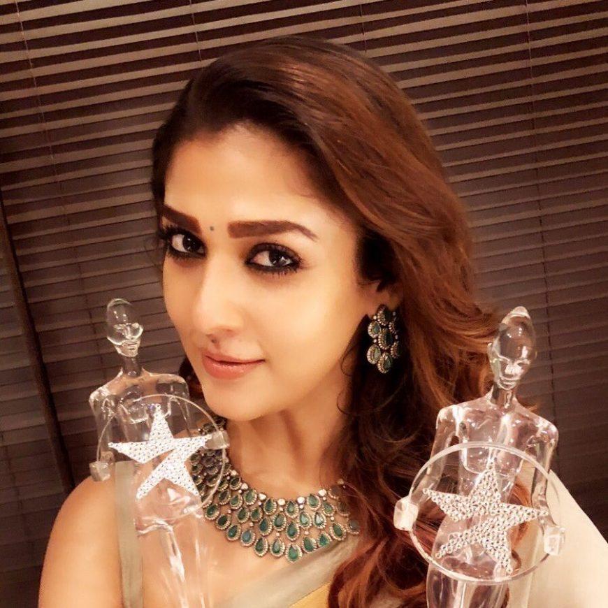 నయనతార.. క్వీన్ ఆఫ్ యాక్టింగ్.. nayanthara best actress in siima 2018