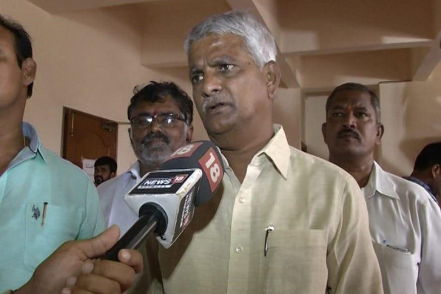 Telangana assembly elections2018|ttdp leader ravula chandrashekar reddy allegations on trs regards ec rule violations|ఈసీపై టీఆర్ఎస్ ఒత్తిడి.. ఎన్నికలు సజావుగా జరగనివ్వలేదు: టీటీడీపీ