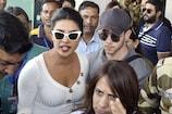 Video: పింక్ సిటీలో ప్రియాంక, నిక్ల హల్చల్
