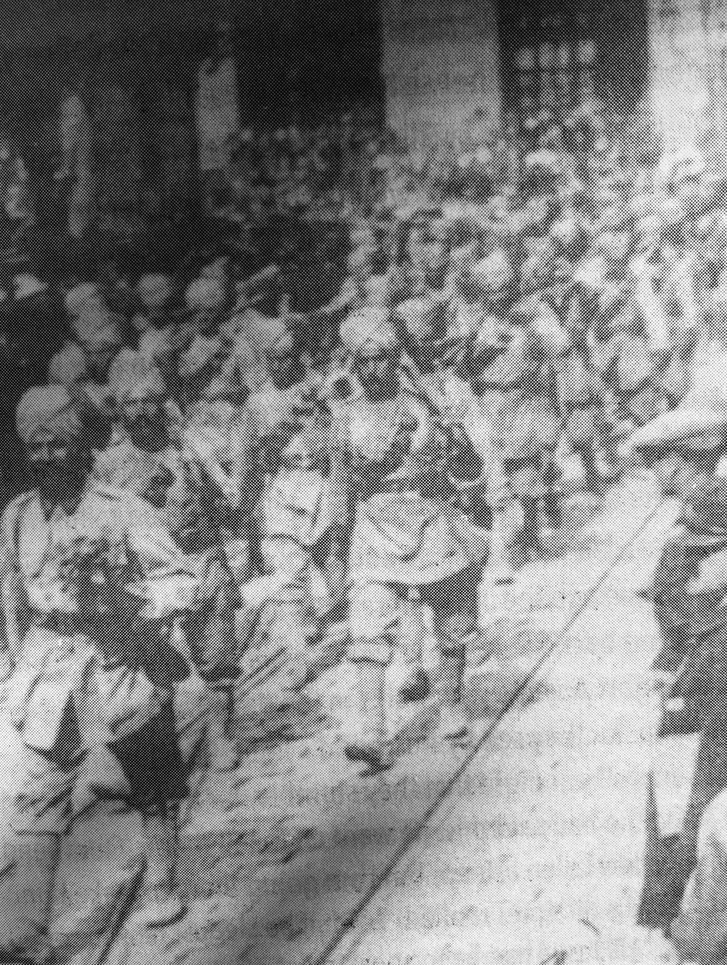 మొదటి ప్రపంచ యుద్ధంలో జాట్ రెజిమెంట్. Image Credit: British High Commission, New Delhi.