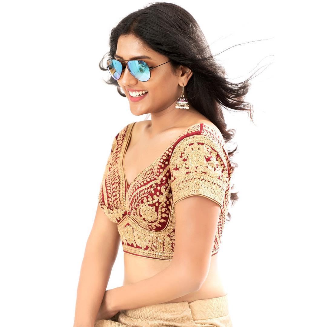 ఈషా రెబ్బా హాట్ ఫోటోస్ Photo: Instagram/yourseesha