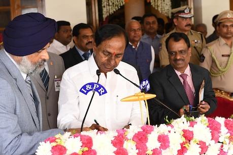 Telangana Cabinet | నేడు తెలంగాణ కేబినెట్ విస్తరణ.. ముహూర్తం టైమ్ ఫిక్స్..