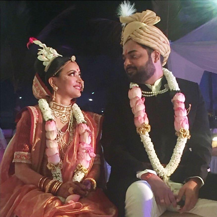డిసెంబర్ 13న తన బాయ్ ఫ్రెండ్ రోహిత్ మిట్టల్ను వివాహం చేసుకున్న 'కొత్త బంగారు లోకం' ఫేమ్ శ్వేతా బసు ప్రసాద్ (Image: Shweta Basu Prasad/Instagram)