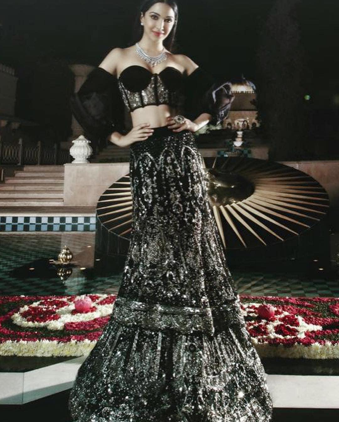 కైరా అద్వానీ హాట్ ఇన్స్టాగ్రామ్ ఫోటోస్