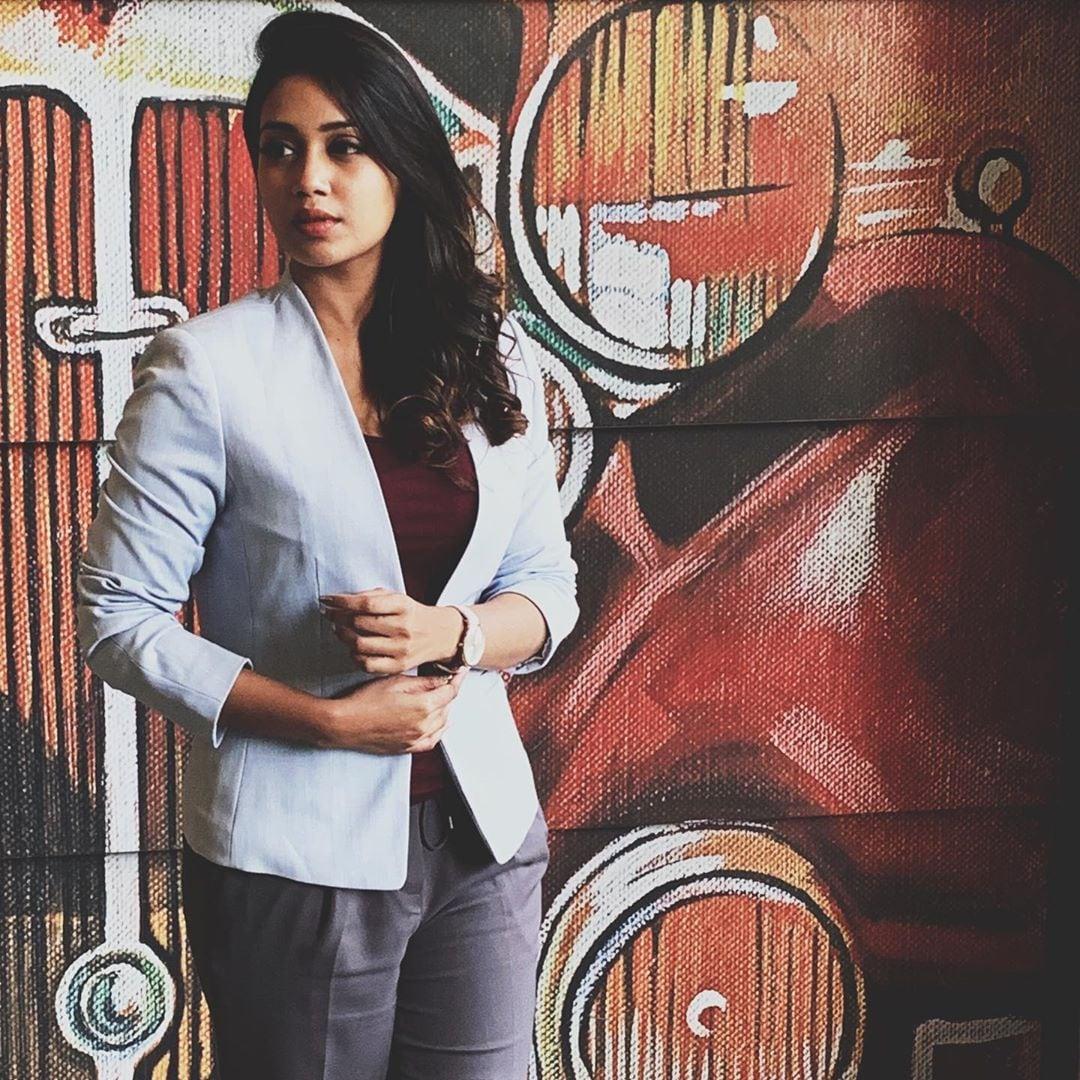 బ్యూటీఫుల్ నివేథా పేతురాజ్ లేటెస్ట్ ఫోటోస్ Photo: Instagram/nivethapethuraj
