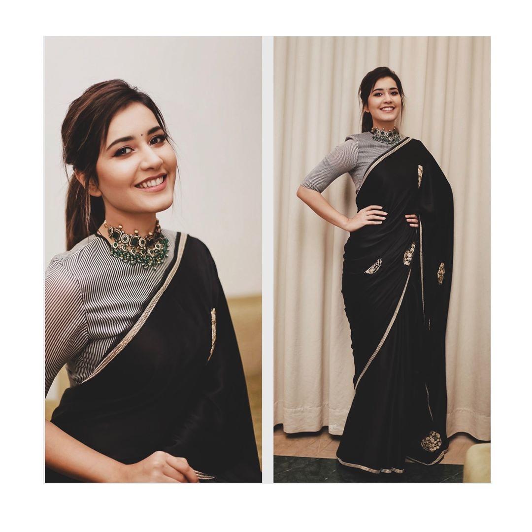 రాశీఖన్నా లేటెస్ట్ ఫోటోస్ Photo: Instagram/raashikhannaoffl