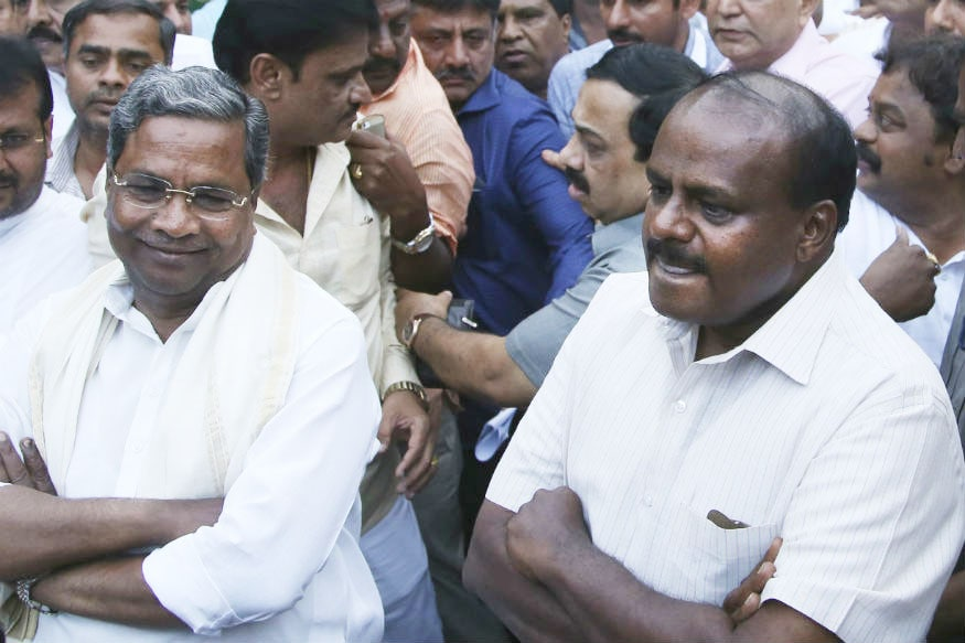Trouble For Karnataka Congress, 2 Lawmakers Quit, BJP Keeps Close Watch