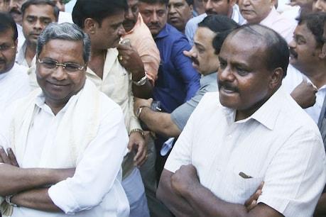 కర్ణాటకలో జేడీఎస్-కాంగ్రెస్ ప్రభుత్వం పడిపోతుందా?.. తెర వెనుక 'ఆపరేషన్ కమల్'