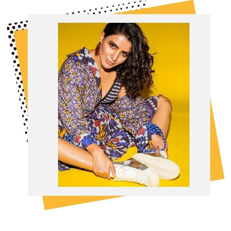 సమంత లేటెస్ట్ ఫోటోస్ Photo: Instagram/samantharuthprabhuoffl