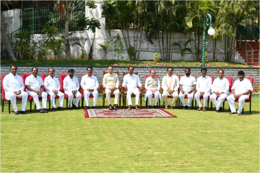 Telangana Cabinet, CM KCR, CM K.Chandrasekhar Rao, Telangana CM, Telangana BJP, BJP, BJP Kishan Reddy, Kishan Reddy on KCR, No Women in Telangna Cabinet, Telangna Cabinet Women, తెలంగాణ కేబినెట్, తెలంగాణ కేబినెట్లో మహిళలు, తెలంగాణ సీఎం కేసీఆర్, తెలంగాణ బీజేపీ, బీజేపీ నేత కిషన్ రెడ్డి, కిషన్ రెడ్డి, షీ టీమ్స్