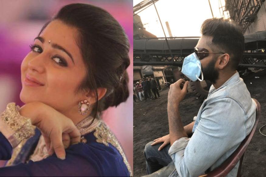 Charmi Kaur funny tweet about Ismart Shankar hero Ram goes viral in Social media pk.. అదేంటి.. ఛార్మిని చంపేయడం ఏంటి అనుకుంటున్నారా.. అయినా అంత తప్పు ఆమేం చేసింది అని కన్ఫ్యూజ్ అవుతున్నారా.. దీనిపై కూడా క్లారిటీ ఇచ్చింది ఈ ముద్దుగుమ్మ. ప్రస్తుతం ఛార్మి నటన మానేసి ఎంచక్కా నిర్మాతగా సెటిల్ అయిపోయింది. పూరీ జగన్నాథ్ ఆఫీస్లో ఈమె ప్రొడ్యూసర్ హోదాలో ఎంజాయ్ చేస్తుంది. charmi kaur,charmi kaur twitter,charmi kaur Ram pothineni,charmi kaur puri jagannath,charmi kaur puri jagannath movies,charmi kaur ram tweet,charmi kaur ismart shankar shooting,puri jagannath ismart shankar tweet,charmi kaur producer,telugu cinema,ఛార్మి కౌర్,ఛార్మి రామ్ ట్వీట్,ఇస్మార్ట్ శంకర్ రామ్ ఛార్మి ట్వీట్,లేడీ ఫ్యాన్స్ చంపేస్తారంటున్న ఛార్మి,ఛార్మి పూరీ జగన్నాథ్,ఛార్మి ఇస్మార్ట్ శంకర్ షూటింగ్,తెలుగు సినిమా