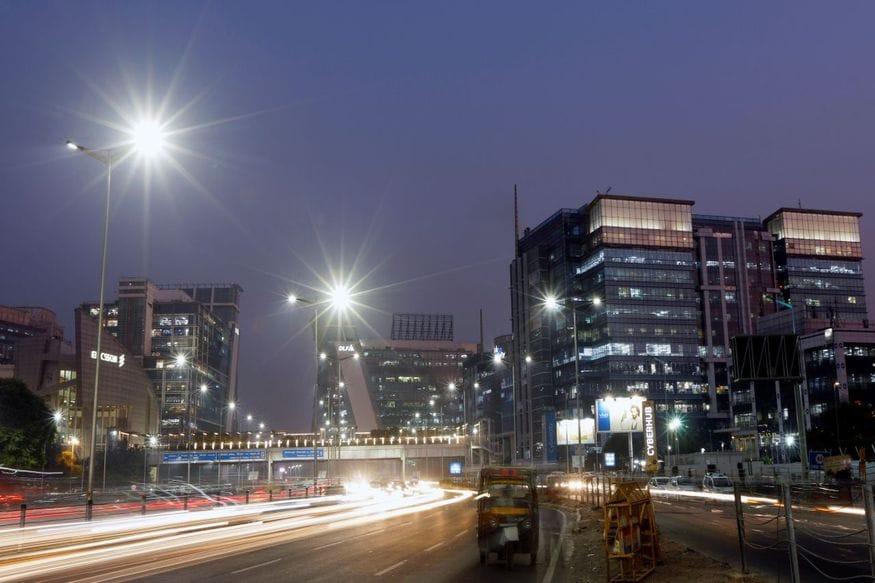 1. గురుగ్రామ్   భారతదేశం   2018 సగటు PM2.5 లెవెల్స్: 135.8 µg/m³ (Image: Reuters)