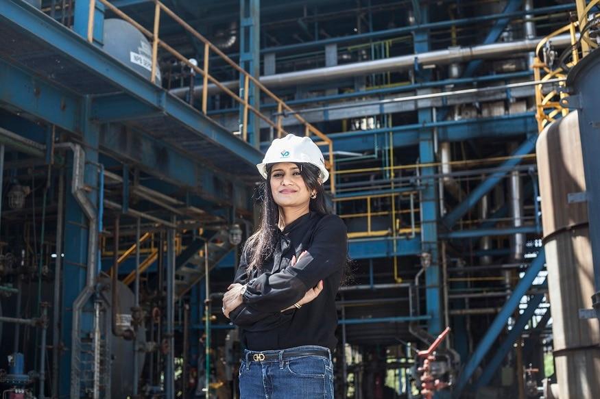 9. వినతి సరాఫ్ ముత్రేజా, ఎండీ అండ్ సీఈఓ, వినతి ఆర్గానిక్స్. (image: Forbes India)
