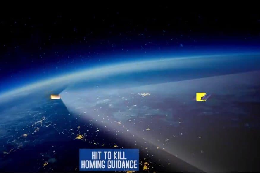 9. రాడార్ ఇచ్చిన సిగ్నల్స్ ఆధారంగా వెపన్ లక్ష్యానికి చేరువవుతుంది. (image: screengrab/DRDO)