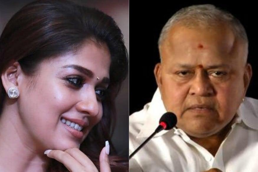 నయనతార పై చేసిన అనుచిత వ్యాఖ్యలకు భారీ మూల్యం చెల్లించుకున్న నటుడు.. Radha Ravi Suspended By DMK Party and suspended Few days From Tamil cinema industry Due To Controversial Comments on Nayanathara,ఇటీవలె చెన్నైలో జరిగిన ఫంక్షన్లో లేడీ సూపర్ స్టార్ పై సీనియర్ నటుడు రాధా రవి అనుచిత వ్యాఖ్యలు చేసిన సంగతి తెలిసిందే. నడిగర సంఘానికి అధ్యక్షునిగా పనిచేసిన రాధా రవి ఇలాంటి వ్యాఖ్యలు చేయడం తమిళనాడు సినీ, రాజకీయ వర్గాల్లో ప్రకంపనలు పుట్టిస్తోంది. రాధా రవి చేసిన వ్యాఖ్యలకు డీఎంకే పార్టీ ఆయన్ని పార్టీ నుంచి సస్పెండ్ చేసింది.nayanathara,Radha Ravi,nayanathara radha ravi,radha ravi controversial comments on nayanathara,Radha Ravi Supspended By DMK,Radha Ravi Suspended By Tamil Film Industry,senior tamil actor radha ravi controversial comments on lady super star nayanathara,nayanathara movies,nayanathara syeraa narasimha reddy,nayanathara hot photos,jabardasth comedy show,Andhra pradesh News,Tamil nadu News,Andhra pradesh political,Tamil nadu cinme News,Raadhika Sarathkumar vignesh shivan Varalaxmi Sarathkumar Chinmayi Sripaada Radha ravi comments on nayanathara,నయనతార,రాధా రవి,నయనతార రాధా రవి,నయనతార పై రాధా రవి అనుచిత వ్యాఖ్యలు,డీఎంకే పార్టీ నుంచి రాధా రవి సస్పెండ్,తమిళ సినిమా ఇండస్ట్రీ నుంచి సస్పెండ్, నయనతార సైరా నరసింహారెడ్డి, నయనతార రాధ రవి రాధిక శరత్ కుమార్ విఘ్నేష్ శివన్ శ్రీపాద చిన్మయి వరలక్ష్మి శరత్ కుమార్ పైర్,నయనతార పై రాధా రవి కాంట్రవర్షన్ కామెంట్స్,రాధా రవి రజినీకాంత్ నయనతార చిరంజీవి,టాలీవుడ్ న్యూైస్,కోలీవుడ్ న్యూస్,ఏపీ పాలిటిక్స్,