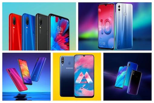 2019 Smartphones: రూ.15,000 లోపు టాప్-5 స్మార్ట్ఫోన్లు ఇవే...